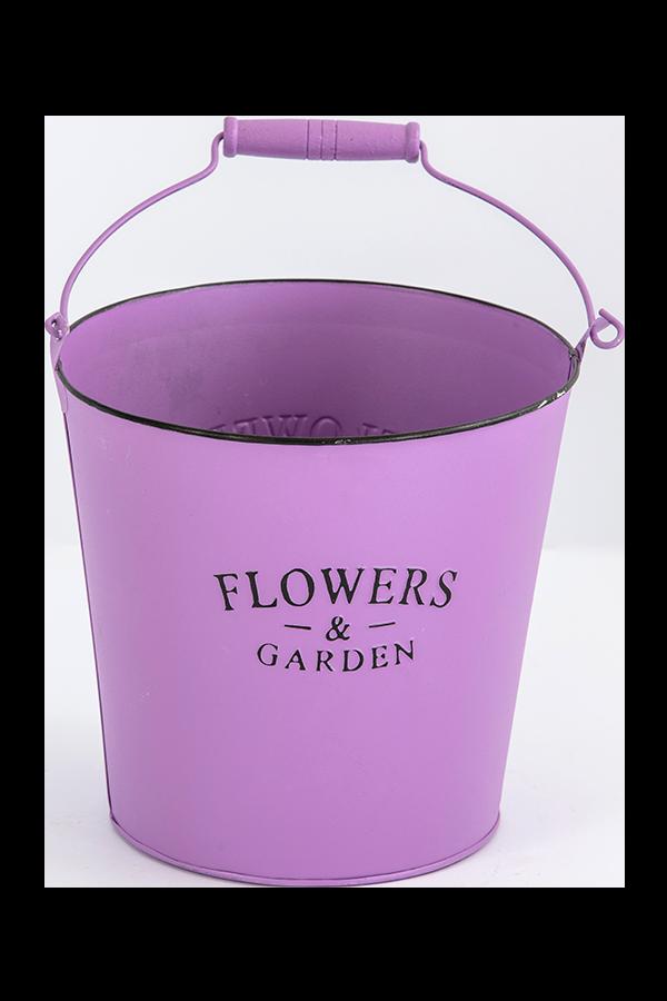 דלי פח FLOWRRS – סגול