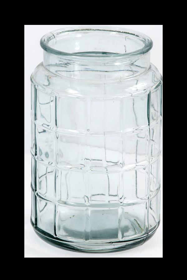 כלי זכוכית משבצות