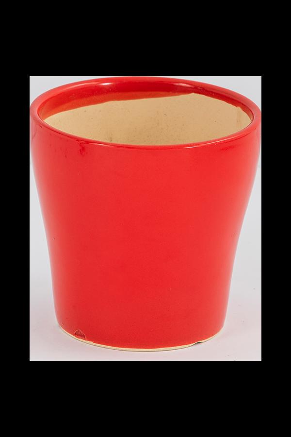 כלי קרמיקה אדום